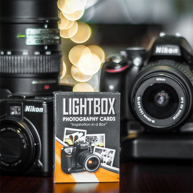 Lightbox Photography Cards image