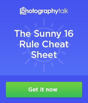 The Sunny 16 Rule Cheat Sheet