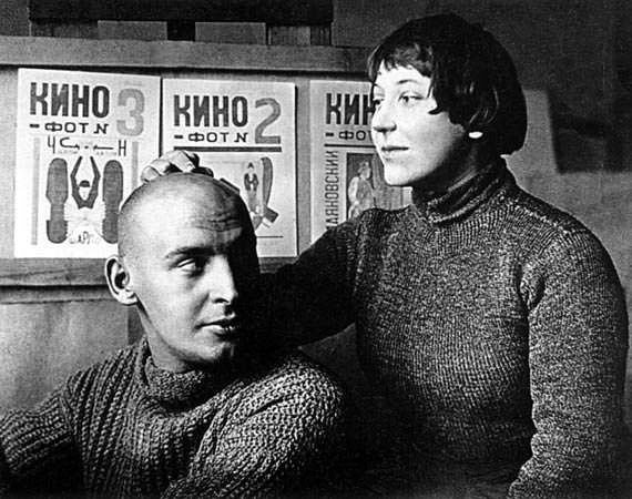 1920s Rodchenko and Stepanova image
