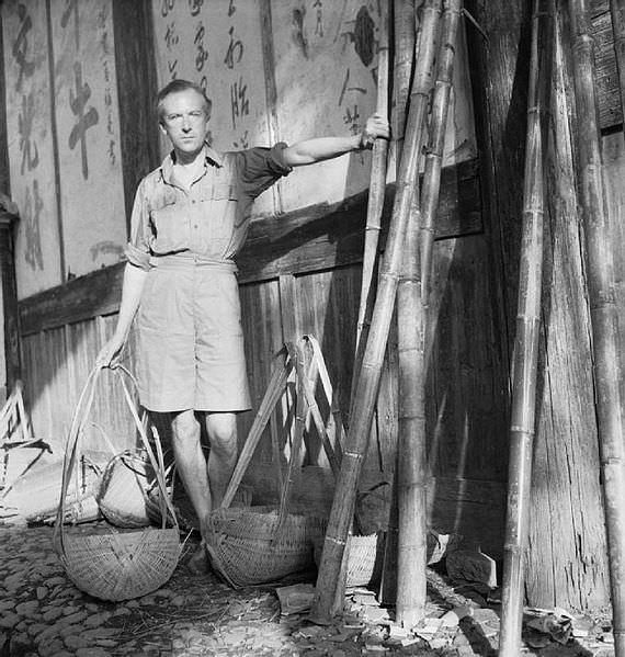 Cecil Beaton Photographs- General Beaton Cecil IB4287C image