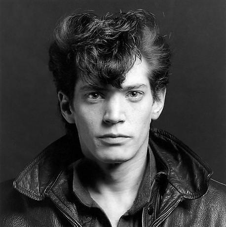 Robert Mapplethorpe Self-portrait 1980 image