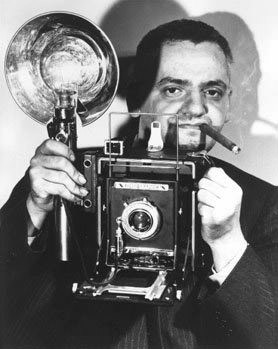 Weegee-International Center of Photography image