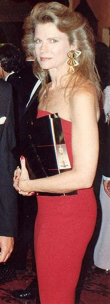 217px-Candice Bergen at 1988 Academy Awards image