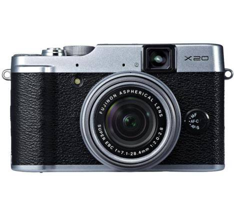 5 Powerful compact cameras 1 image