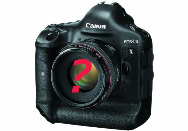 Canon eos 1D image