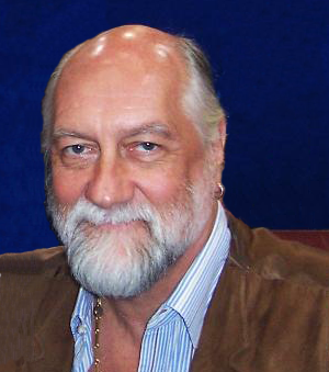 Mick Fleetwood crop image