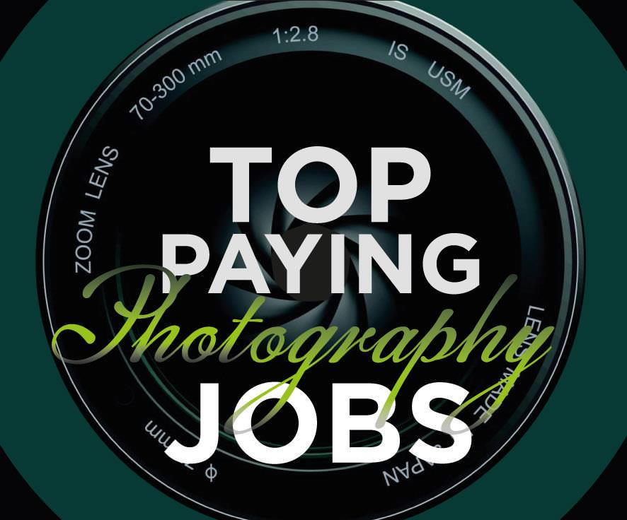 Top Paying Photography Jobs image