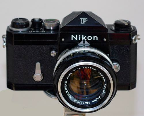 Top 10 best cameras of all time