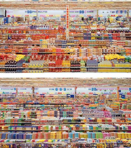 andreas gursky 99 cent ii diptychon wikimedia image