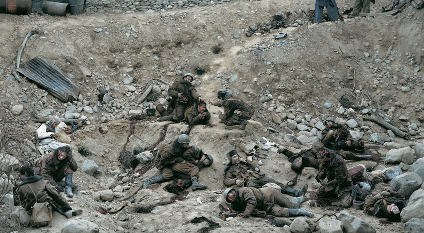 jeff wallchristies dead troops image