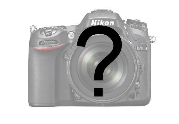 nikon D400 fake image