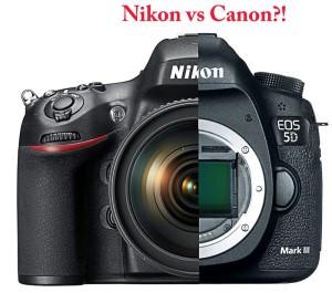 nikon vs canon image