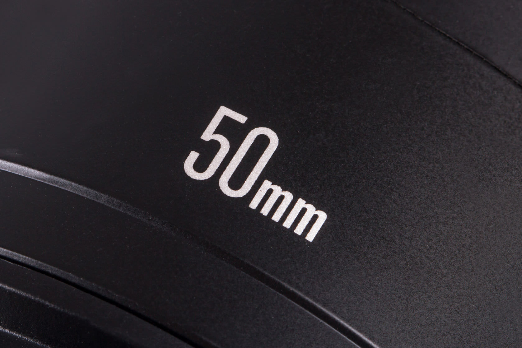 50mm Lens Closeup image