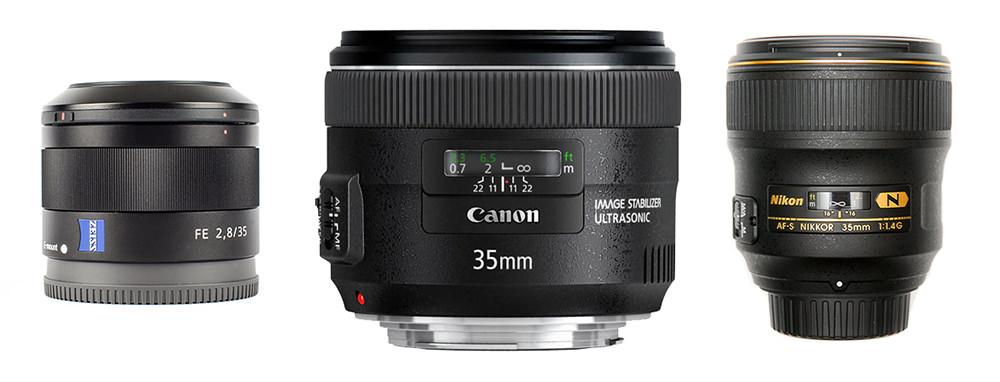 35mm lens image