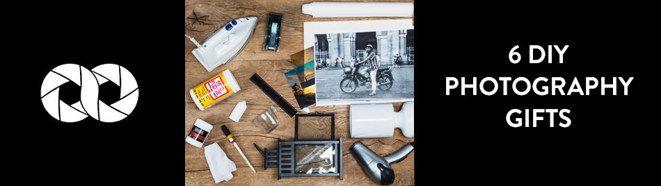 6 Awesome DIY Photography Gifts image