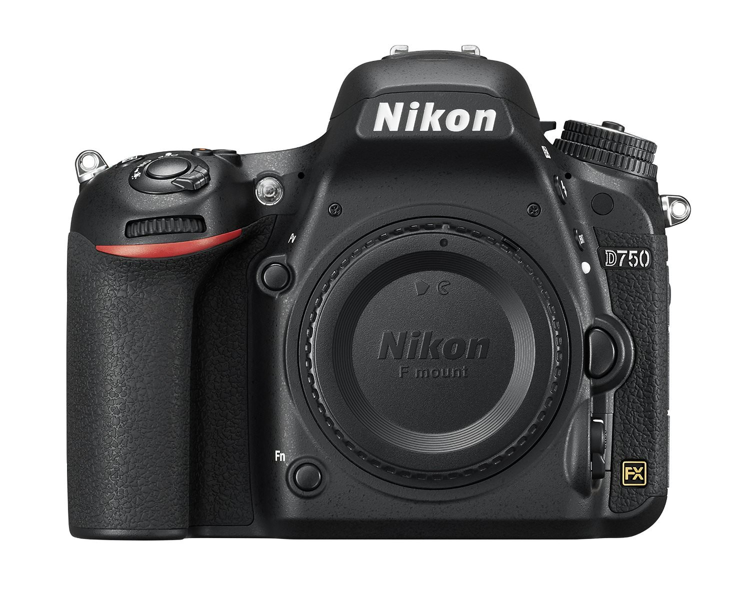 D750 Camera Front View image