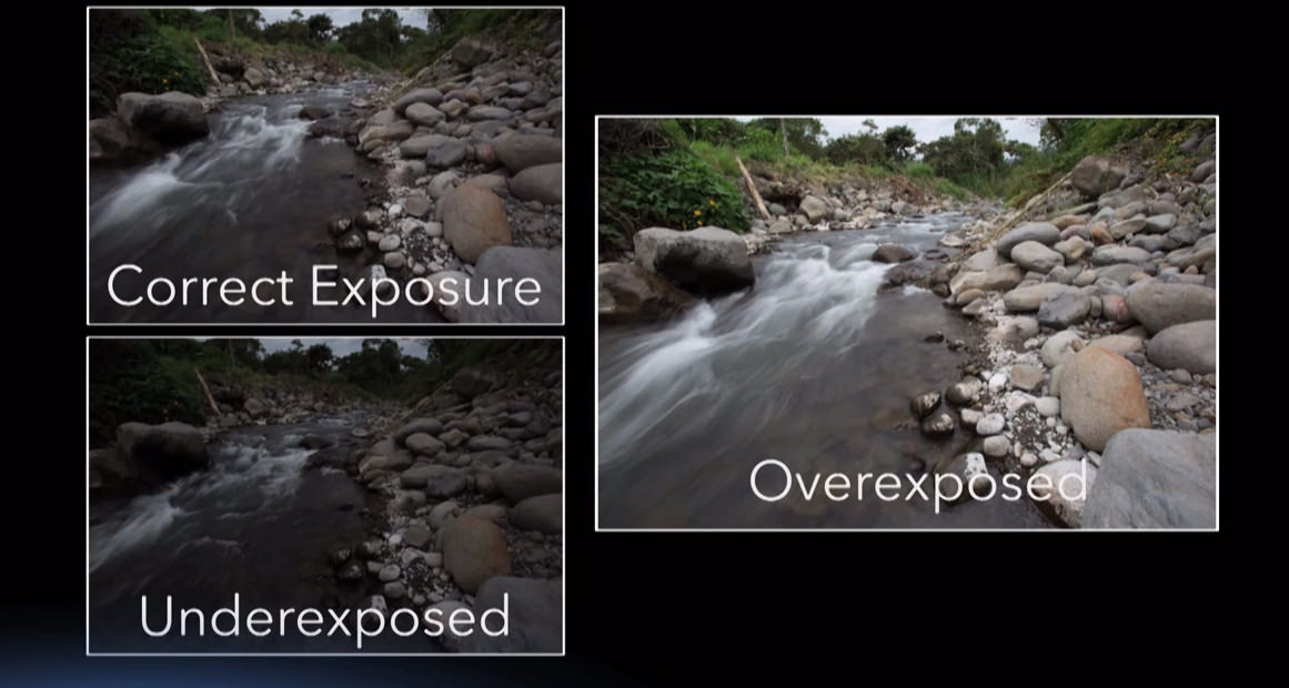 Auto Exposure Bracketing image