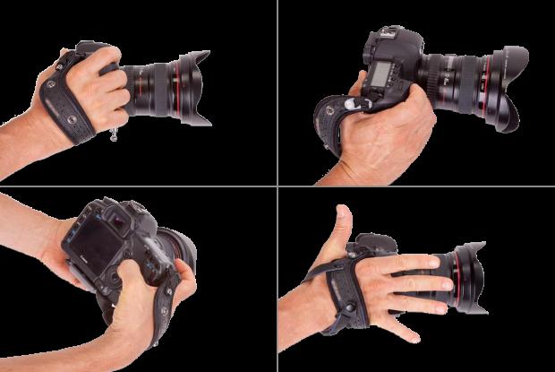 spider hand strap image