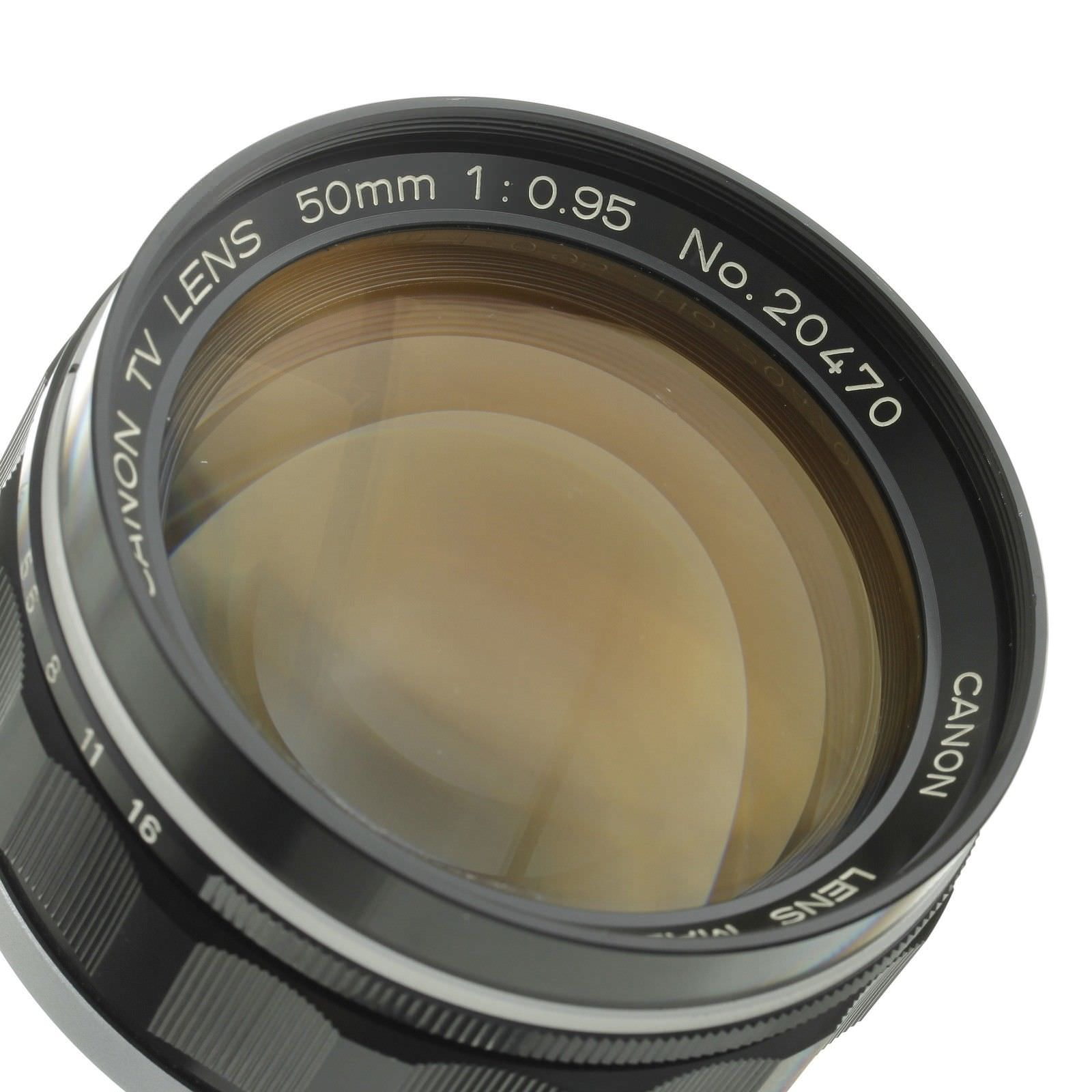 Canon S type 50mm image