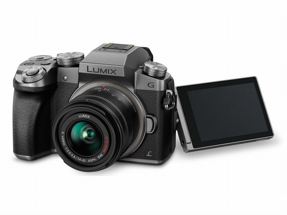 Panasonic DMC G7 image