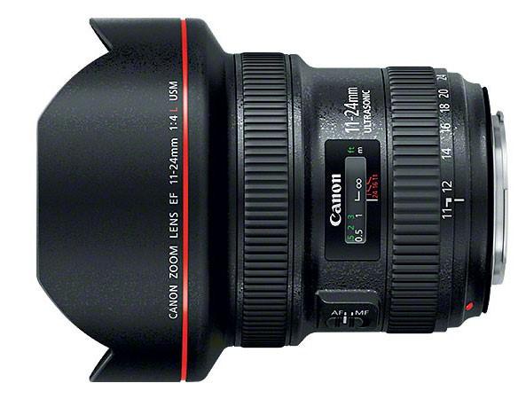 Canon EF 11 24mm F4L USM Lens image