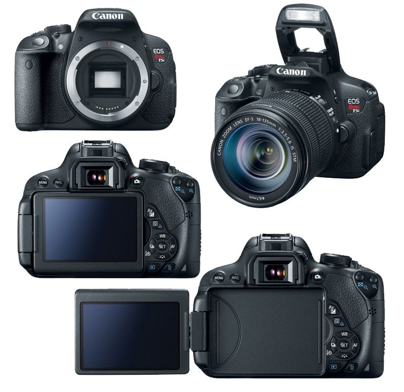 Canon Rebel T5i image