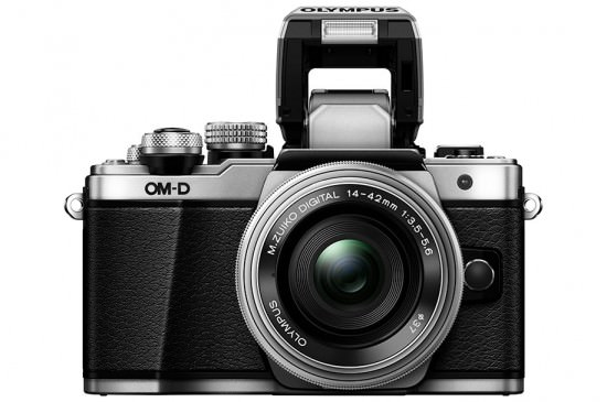 Olympus OM D E M10 Mark II mirrorless camera 2 550x365 image