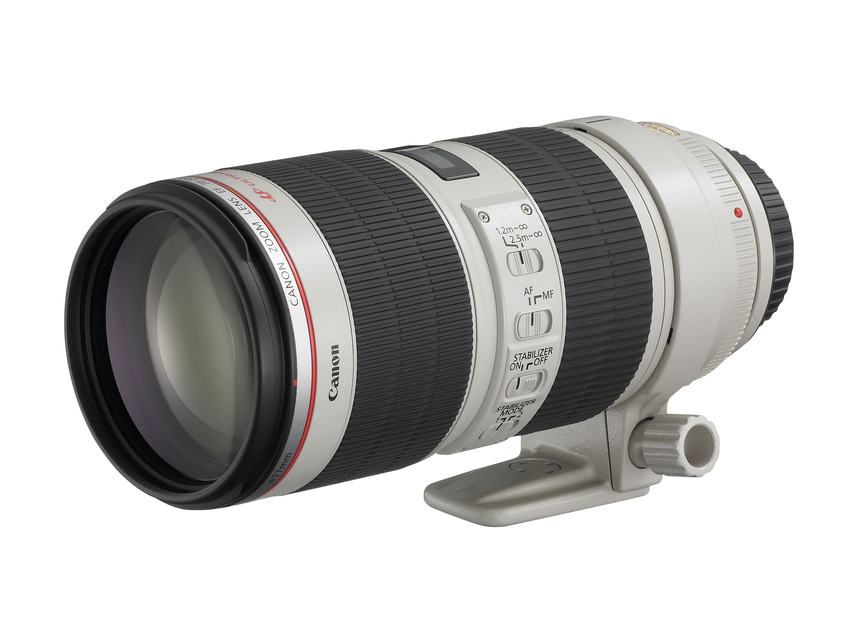 ZOOM LENS EF 70 200mm f2 8 L IS II USM FSL w CAP image