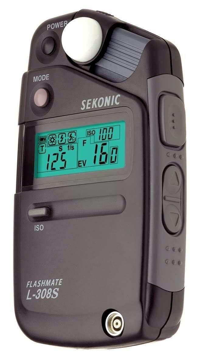 sekonic meter image