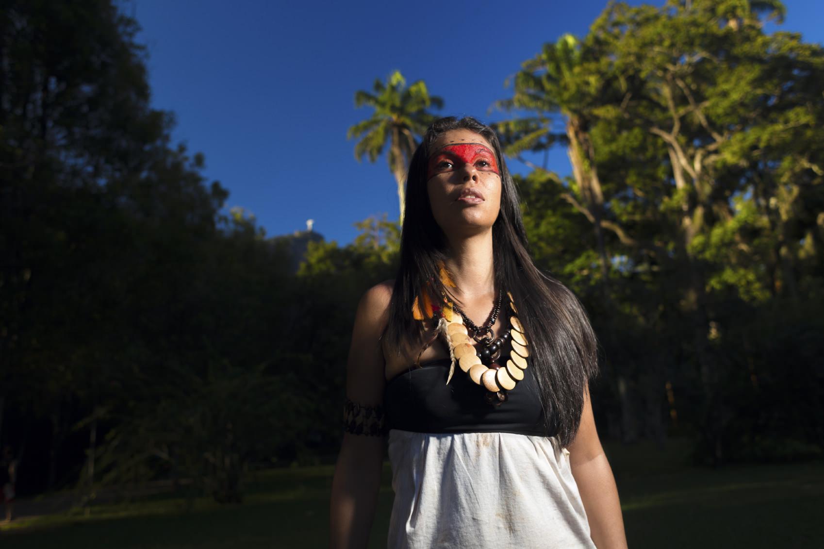 Native american girl amateur — pic 2