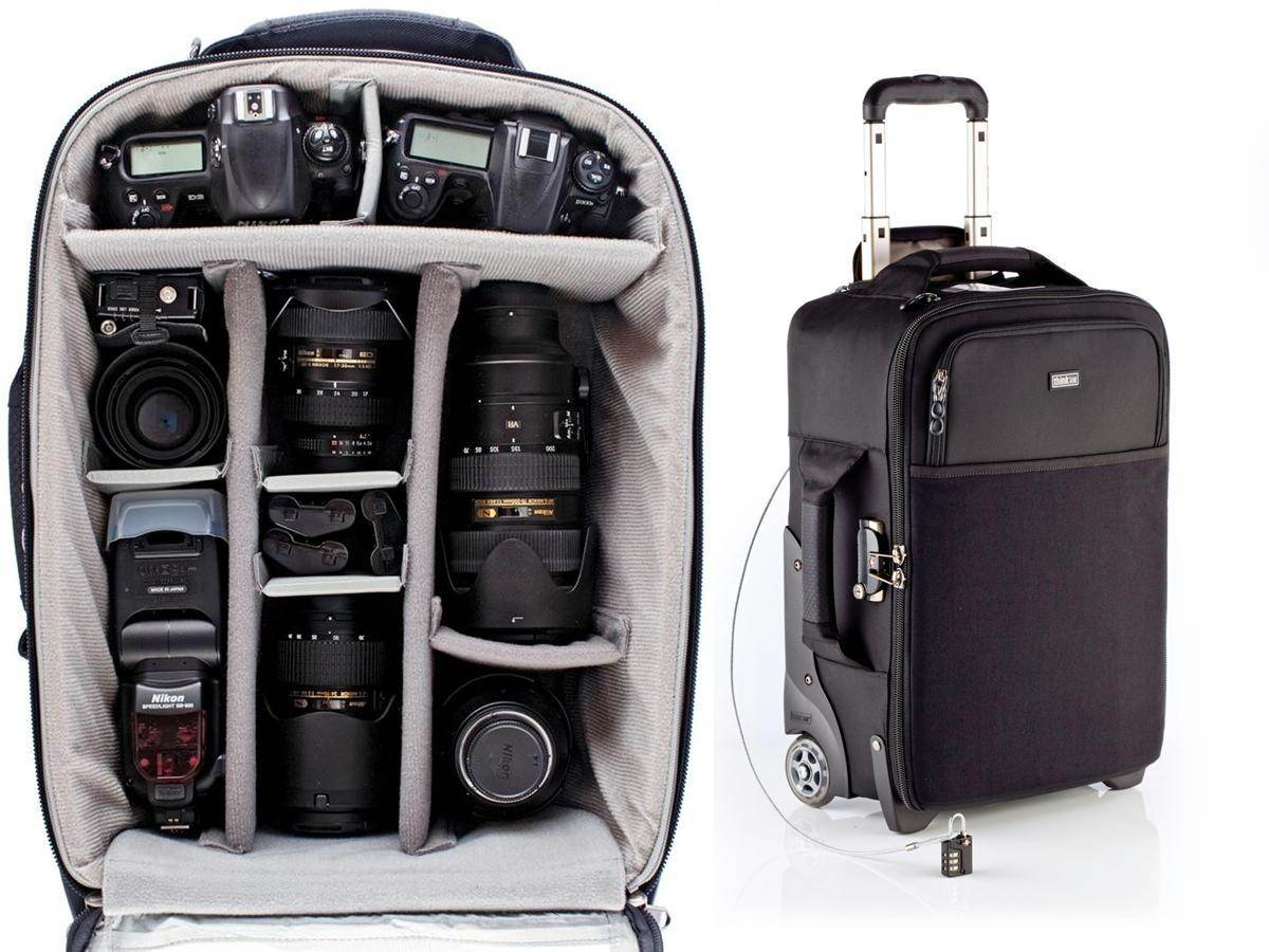 airport international v 20 rolling camera bag image