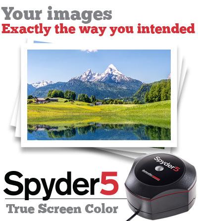spyder5 welcome EN 400x446 image
