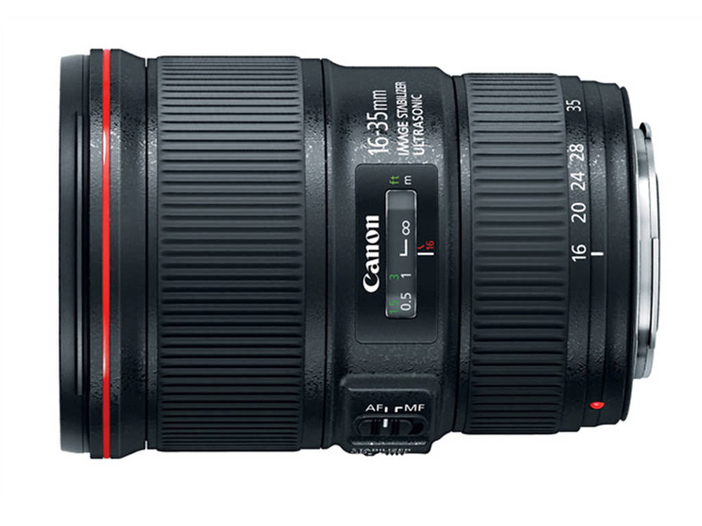 Canon 16-35mm f/4L IS image