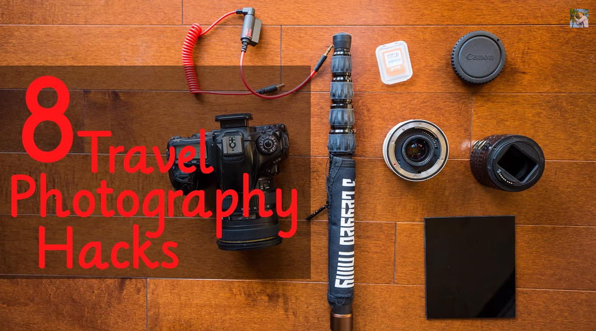 8 Travel Photography Hacks image