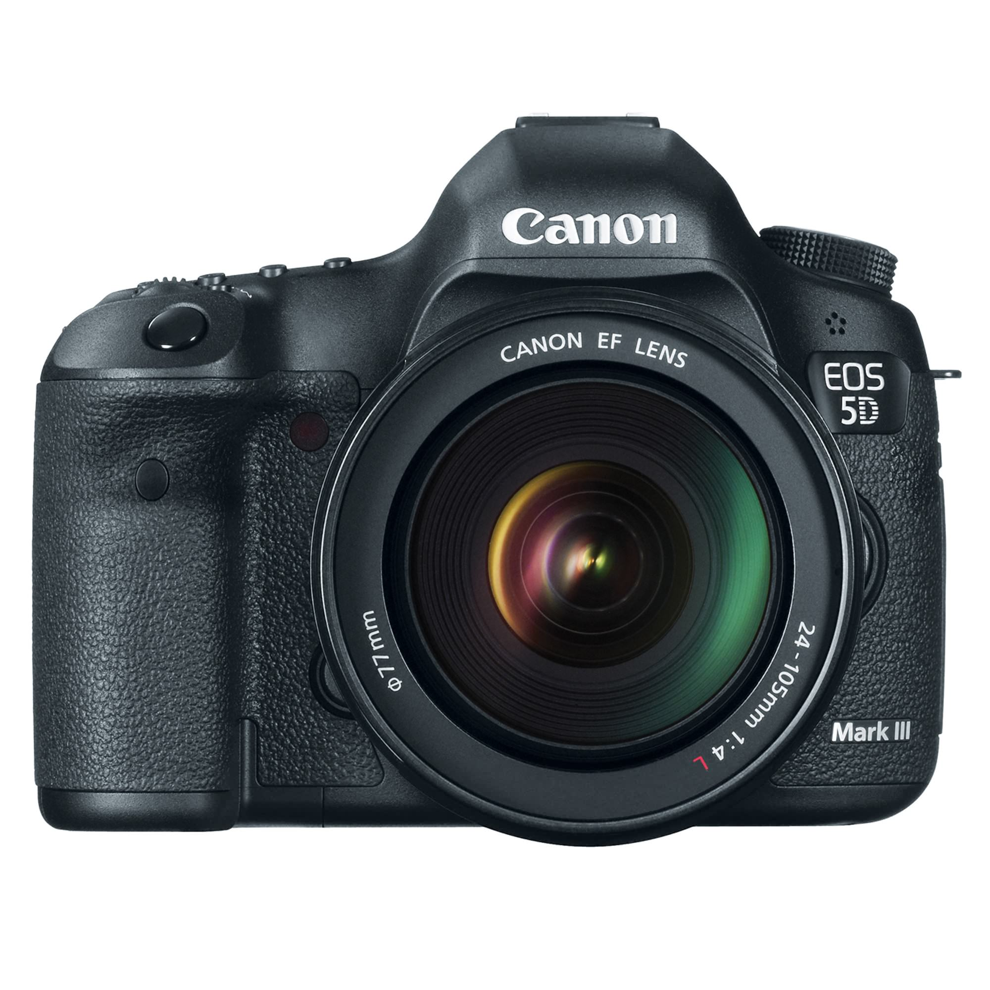 Canon EOS 5D Mark III 22.3MP Digital SLR with EF 24 105L IS USM Lens Kit L14165598 image