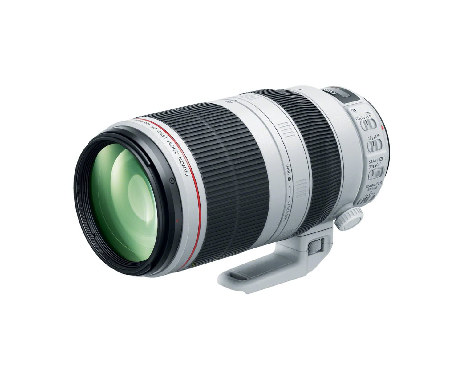 Canon 100 400mm f4.5 5.6L IS II USM image