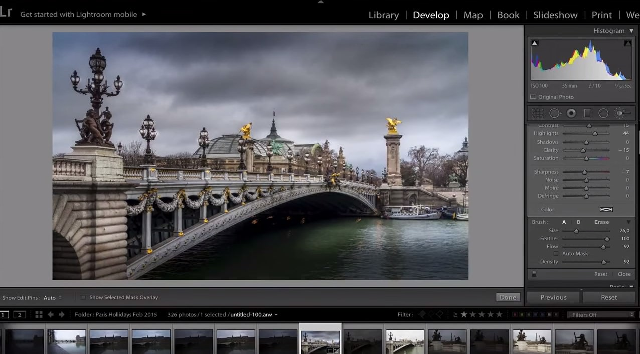 How to Take a Boring Photo and Make it Awesome with Lightroom Brush Presets image