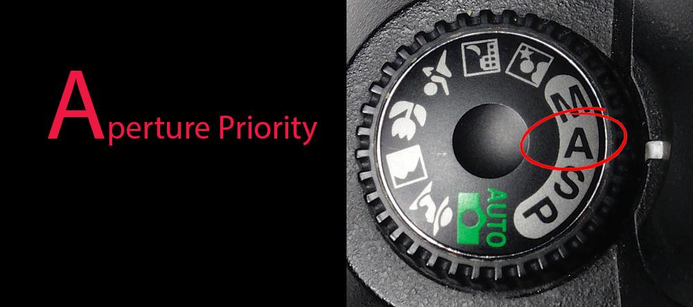 aperture priority image