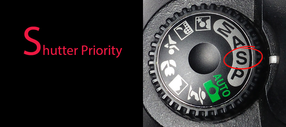 shutter priority image