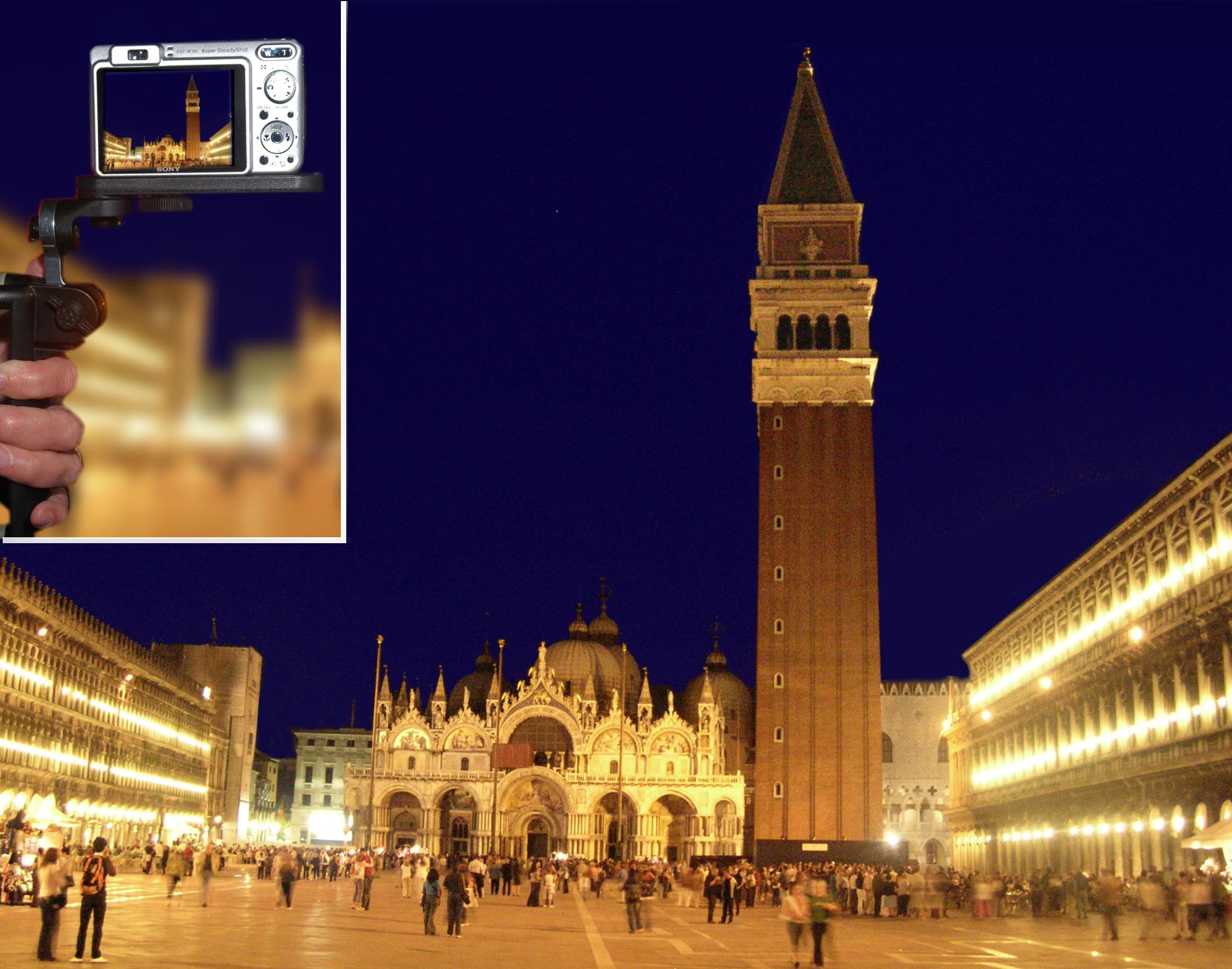 San Marco Night HandlePod insert image