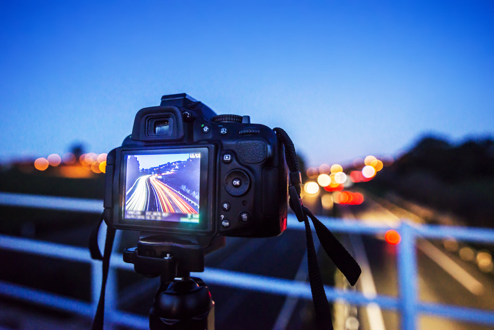 Night Photography Camera Settings Made Easy