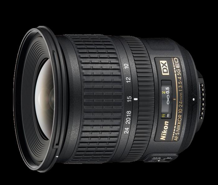 2181 af s dx zoom nikkor 10 24mm f 3.5 4.5g ed front 1 2 image