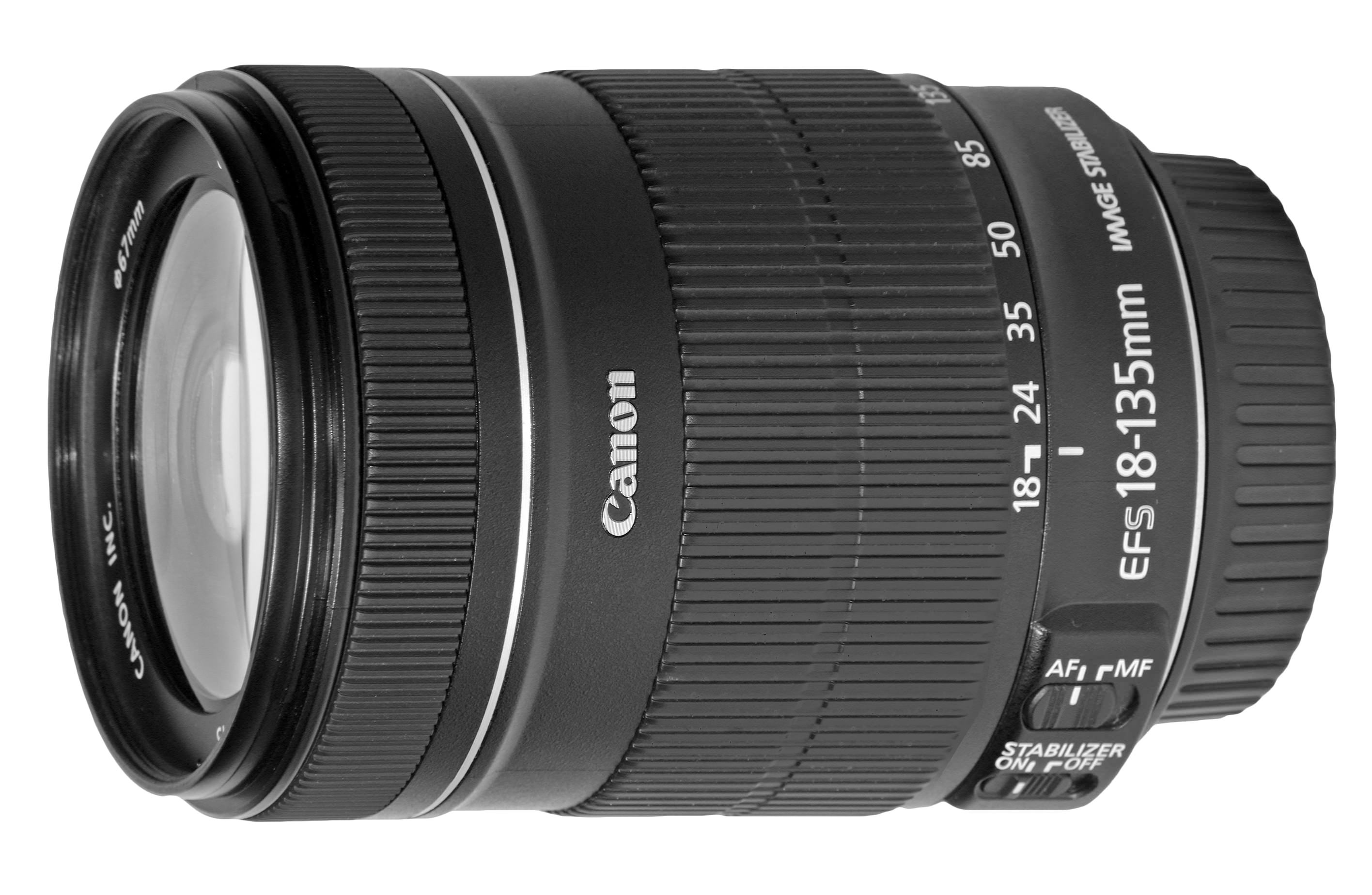 Canon EF S 18 135mm IS image
