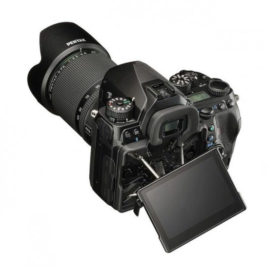 Pentax K 1 full frame DSLR camera 5 547x550 image