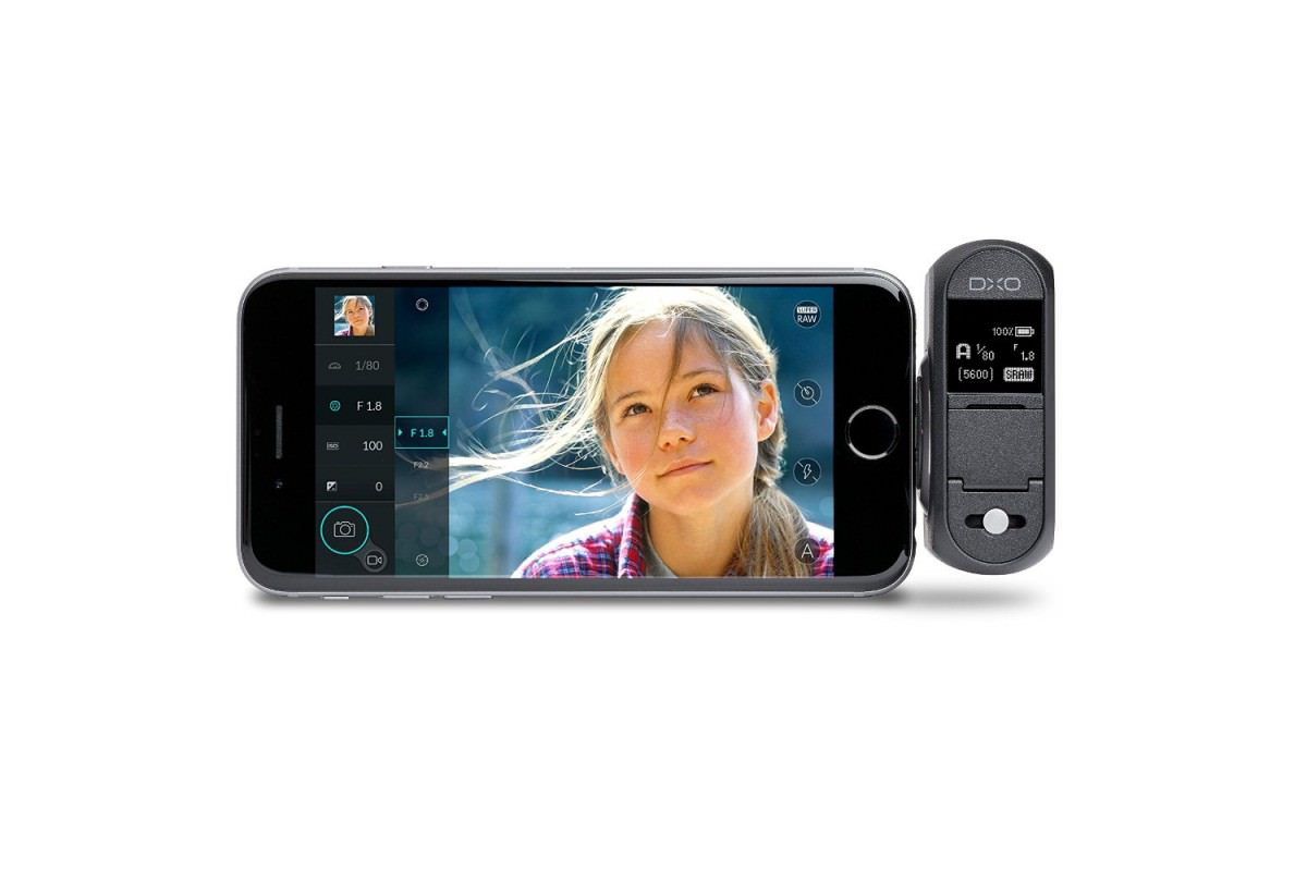 dxo one 20.2mp digital connected camera for iphone ipad5 image