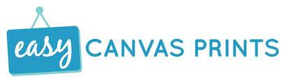easy canvas prints logo image