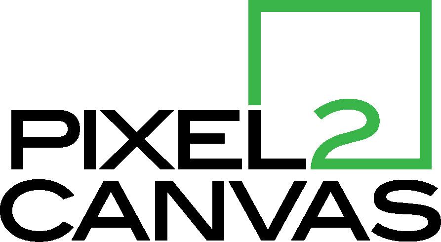 pixel 2 canvas logo image