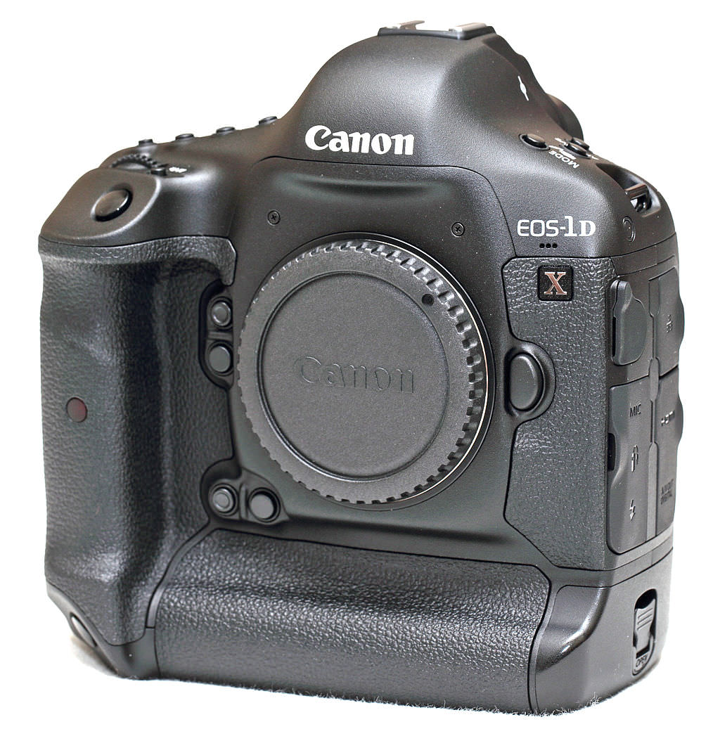 Canon EOS 1D X body image