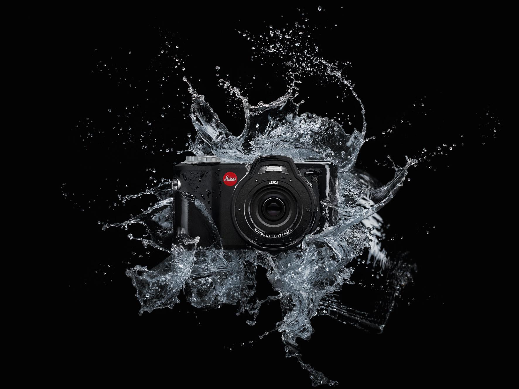 OP Leica X U splash image