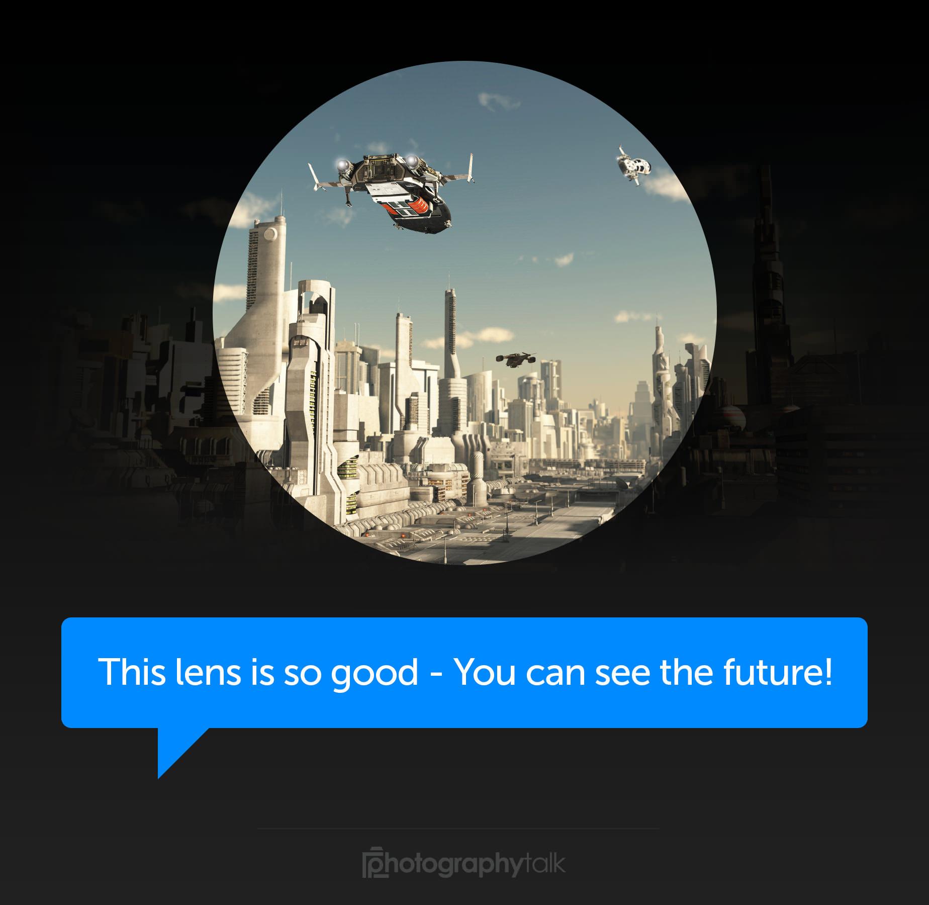 future lens image
